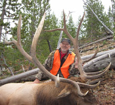 Big Buck Outfitters Elk
